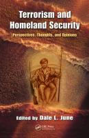 Terrorism and Homeland Security: Perspectives, Thoughts, and Opinions