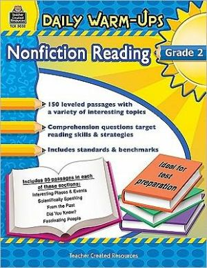 Daily Warm-Ups: Nonfiction Reading, Grade 2 - Ruth Foster