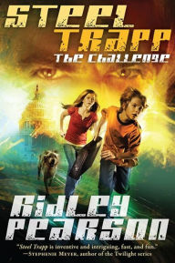 The Challenge (Steel Trapp Series #1) - Ridley Pearson