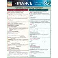 Finance Equations and Answers - BarCharts Inc