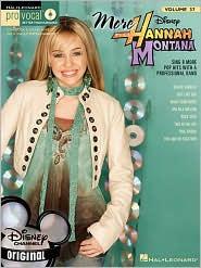 More Hannah Montana: Pro Vocal Women's Edition
