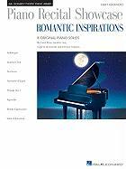Piano Recital Showcase: Romantic Inspirations: 8 Original Piano Solos