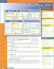 FastCARD: Office 2007: New Features - Manufactured by Course Technology