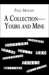 A Collection-Yours and Mine - Moody, Paul