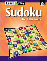 Sudoku Learn & Play for Fifth Grade - Pamela H. Dase