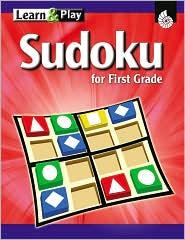Sudoku Learn & Play for First Grade - Donna Erdman