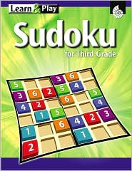 Sudoku Learn & Play for Third Grade - Donna Erdman