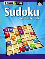 Sudoku Learn & Play for Fourth Grade - Pamela H. Dase