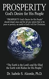 Prosperity: God's Desire for His People - Alcordo, Isabelo S.
