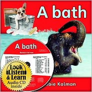 A bath - CD + HC Book - Package - Bobbie Kalman