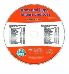 Arms and Legs, Fingers and Toes - CD Only - Kalman, Bobbie