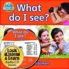 What Do I See? - CD + PB Book - Package - Kalman, Bobbie