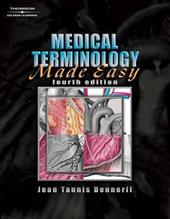 Flashcards for Dennerll's Medical Terminology Made Easy, 4th - Dennerll, Jean M. / Dennerll
