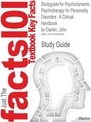 Studyguide for Psychodynamic Psychotherapy for Personality Disorders - Cram101 Textbook Reviews