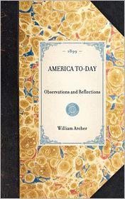 America Today - William Archer