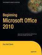 Hart-Davis, Guy: Beginning Microsoft Office 2010