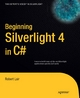 Beginning Silverlight 4 in C# - Robert Lair
