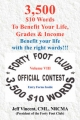 Forty Foot Club - Vol. VIII - 3,500 $10 Words To Benefit Your Life, Grades & Income - Jeff Vincent CML NRCMA