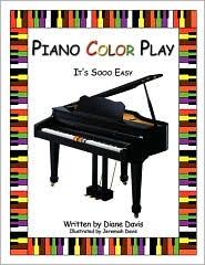 Piano Color Play - Diane Davis