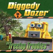 Diggedy Dozer in Treetop Troubles