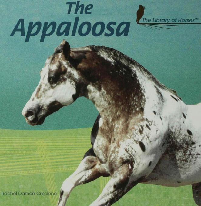 The Appaloosa als eBook von Rachel Damon Criscione - Rosen Publishing