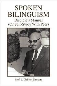 Spoken Bilinguism - Prof J. Gabriel Santana