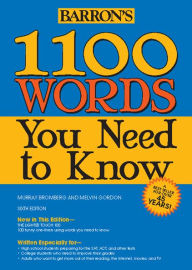 1100 Words You Need to Know - Murray Bromberg