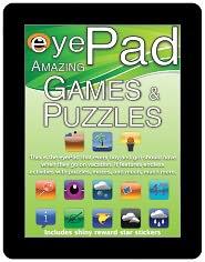 eyePad Amazing Games & Puzzles - Margo Channing