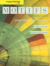 Motifs, Volume 1, Wordtext Edition: An Introduction to French - Jansma, Kimberly / Kassen, Margaret Ann