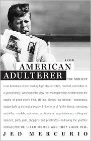 American Adulterer: A novel - Jed Mercurio