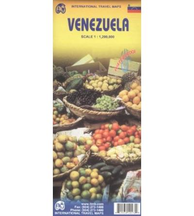 Venezuela 1:1 750 000 - Itm Publishing