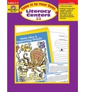 Literacy Centers 3-4 - Evan-Moor Educational Publishers