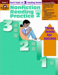 Nonfiction Reading Practice, Grade 2 - Evan-Moor Educational Publishers
