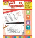 Daily Paragraph Editing, Grade 2 - Evan-Moor Educational Publishers