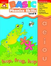 Basic Phonics Skills, Level B - Evan-Moor Educational Publishers