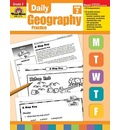 Daily Geography Practice - Evan-Moor Educational Publishers