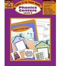 Phonics Centers Level C - Evan-Moor Educational Publishers