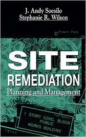 Site Remediation: Planning and Management - J. Andy Soesilo, Stephanie Wilson