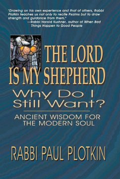 The Lord is My Shepherd-Why Do I Still Want - Plotkin, Paul