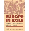 Europe in Exile - Martin Conway