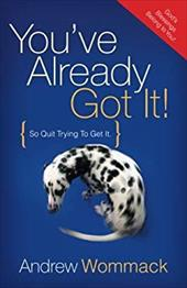 You've Already Got It!: So Quit Trying to Get It - Wommack, Andrew