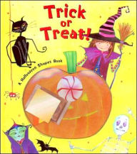 Trick or Treat: A Halloween Shapes Book - Intervisual Books