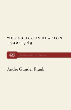 World Accumulation - Frank, Andre Gunder