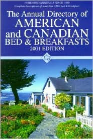 The Annual Directory of American and Canadian Bed and Breakfasts - Tracey Menges