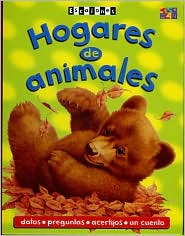 Hogares de Animales (Escalones Series) - Sally Hewitt, Inga Phipps, James Evans (Illustrator), Fiametta Dogi (Illustrator)