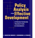 Policy Analysis for Effective Development - Kristin Morse