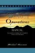 The Ultimate Operations Manual - Newman, Michael