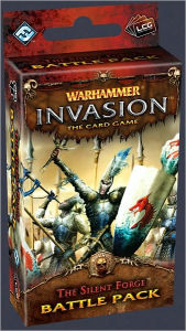 Warhammer Invasion: The Silent Forge Battle Pack