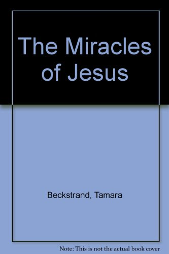The Miracles of Jesus (Seek & Ye Shall Find Flap Book)