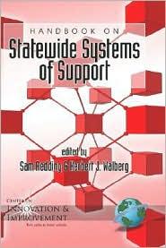 Handbook On Statewide Systems Of Support (Hc) - Sam Redding (Editor), Herbert J. Walberg (Editor)
